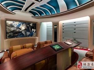 珠海3室装潢比较大的空间更要注意搭配