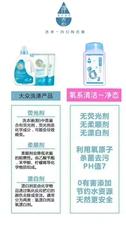 净态氧洗区别传统洗衣服类洗涤产品有什么不同?净态强力去污,杀菌