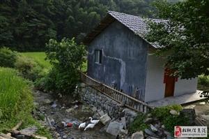 藏在松江源头的美丽村子