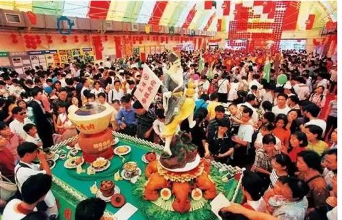 �菲节M�|北商�Q城首����H美食展10月13日盛大�_幕!