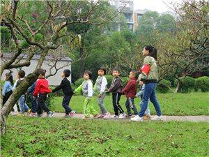黄均浩摄影作品:与快乐同行!广汉四幼在金雁湖公园秋季游玩(组图)