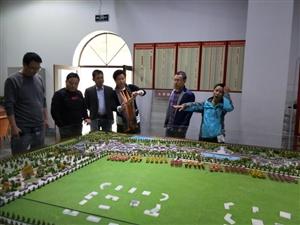 中国数字文化集团来合考察文旅项目