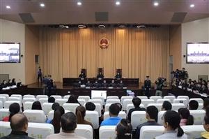 昨日,博兴王江然等28人涉黑案开庭!涉嫌非法持有枪支、故意伤害、妨害作证等多种罪名...