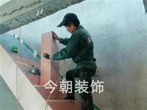 【今朝装饰】太原玉泉山居木工完工,可预约看工地