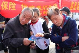 扶贫日临泉县60家企业提供就业岗位4000个