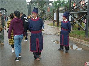 国庆尧坝游