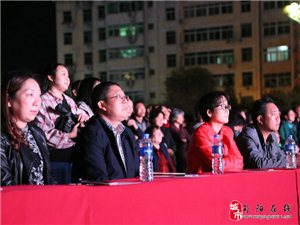 旬阳县老教协会举行2018年重阳节文艺晚会