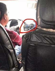 【播报惠水】出租车司机边开车边玩手机,乘客吓出一身冷汗...