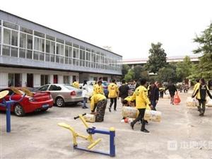 【聚焦】滁州美团集体到敬老院送外卖!什么情况?