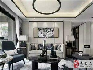 2018新中式客厅装修效果图,浓郁的东方神韵