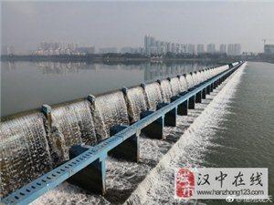 汉中市汉江综合治理工作成效显著
