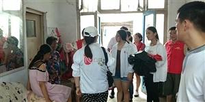 【004】2018年7月20日点点义工联手旭公益助学走访活动