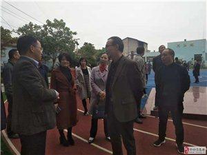 广安市政协来我县调研残疾人事业发展保障情况