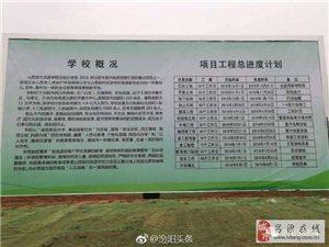 山西现代双语汾阳分校将在汾阳北门落户