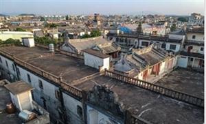 行摄|一处中西结合的古建筑――贡东元华里