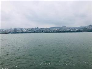 丰都江边发生大变化!水位抬高,江景迷人!快看看~
