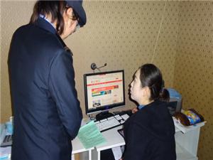 清水县公安局网安大队深入网站网吧开展法制宣传