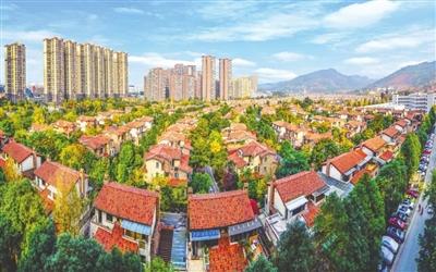 龙泉驿入围全国新型城镇化质量百强区,排名第48位