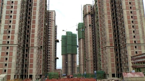 丰都峡南溪安置房项目最新进展!主体建设已全部完成!