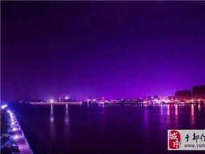 于都漂亮的夜市美景