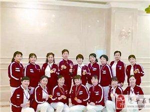 驻马店木兰拳队上海显身手