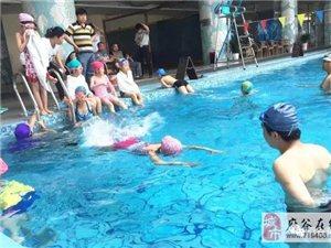 府谷县幼师和护士可以超低价格学习游泳!