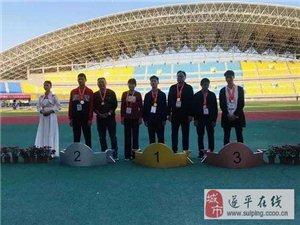 驻马店厉害!河南省第七届残运会上荣获25枚奖牌