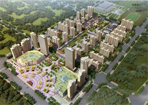 永丰县万尚城市广场