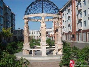 """吉鹤苑小区改造谁""""弄走了""""小区的雕塑????"""