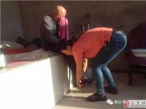 【巴彦网孝老爱亲】巴彦县兴隆镇-久病床前的孝顺儿媳―姜凤