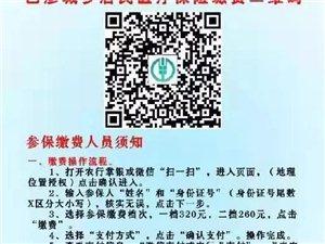 【巴彦网】巴彦县医保局公告:城乡居民医疗保险扫码可以缴费了