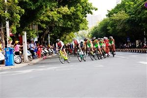2018年环海南岛国际公路自行车赛琼海赛段纪实