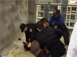 """叙州一男子与警察发生冲突!还大吼道:""""老子城管局嘞…"""""""