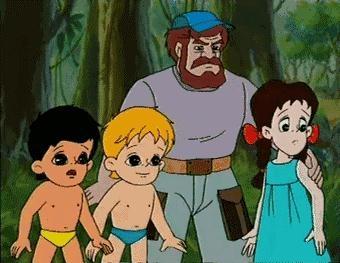 又到了淅川人暴露年龄的时候了!当年费尽千辛万苦才看到的动画片,你还记得多少?