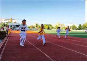 枝江市丹阳教育集团实验小学校区:开展首届体育节共享竞技乐趣