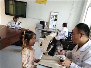 新开户送体验金经济开发区社区幼儿园开展视力测查活动