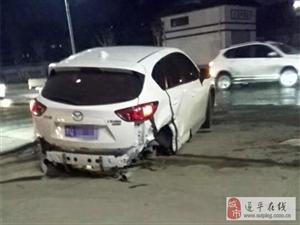 如果不是亲眼所见,你绝对不会相信这场车祸是真的!