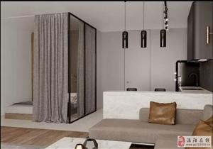 小户型公寓装修,圆你大大城市梦