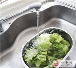 洗菜,只要这一招,干净快速又省事!