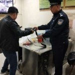 安检员拾金不昧 旅客财物失而复得