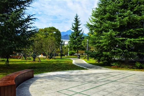 【遇见澳门网上投注娱乐】秋日的君山广场,把你忽略的美重新唤醒!