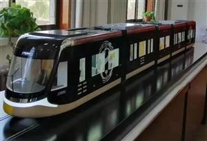 重磅!天水有轨电车模型首次亮相!还有这些最新消息...