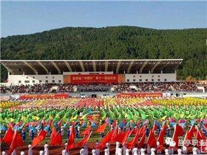 盐亭职校出色完成盐亭县第十一届运动会开幕式团体操表演任务