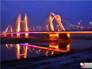 天汉大桥通行能力已达上限