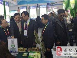【科普武功】武功县科协组团参加农高会科技助力精准扶贫专展
