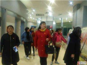 凝心聚力 组织党员参观明珠气象塔