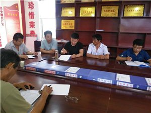 合阳县政协开展重点提案带案视察活动