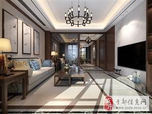 发现新中式之美:简约素雅,巧妙布局,抬头入眼尽是景儿…