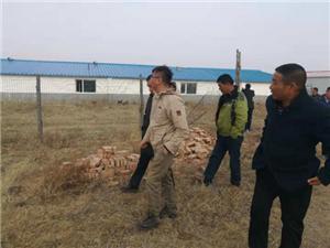 五一种畜场组织职工群众考察养鸡项目