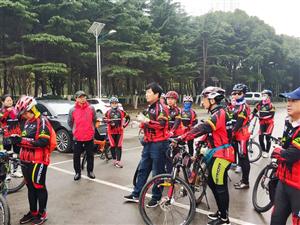 20181111:美利达车友骑游太湖(第二天)《1》